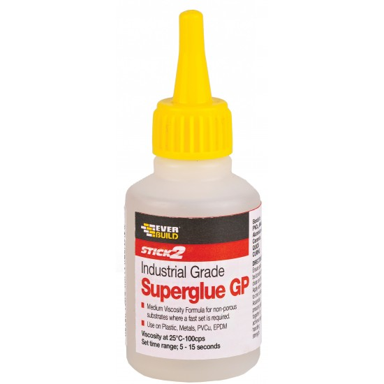 Superglue GP Clear 20grm