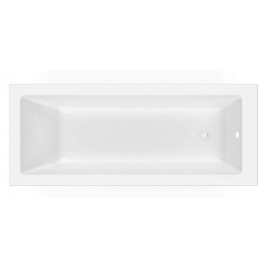 Cassellie Delph Single End Round Style Standard Bath