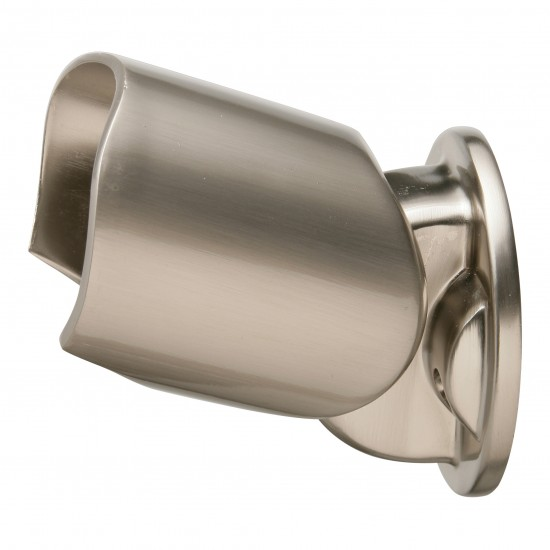 Axxys Adjustable Handrail Connector (Chrome or Brushed Nickel)