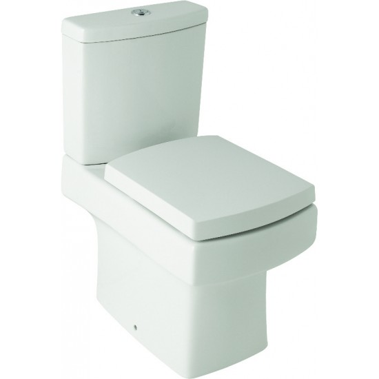 Kartell Embrace WC Pan & Cistern & Soft Close Seat