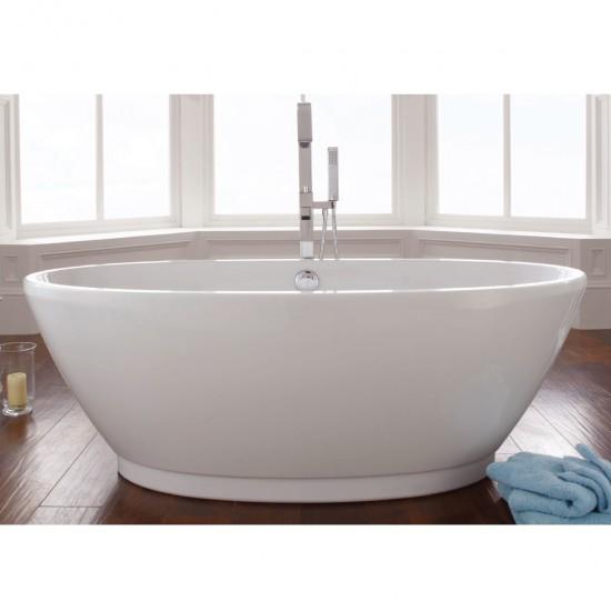 Esposito Freestanding Bath 1690 x 810mm
