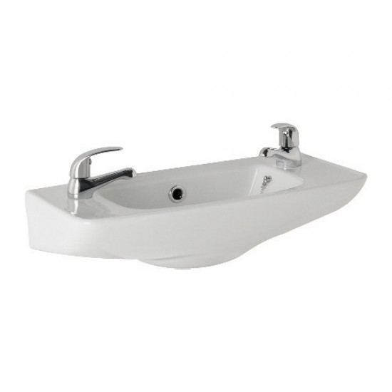 Kartell G4 520mm 1 TH or 2 TH Short Projection Basin