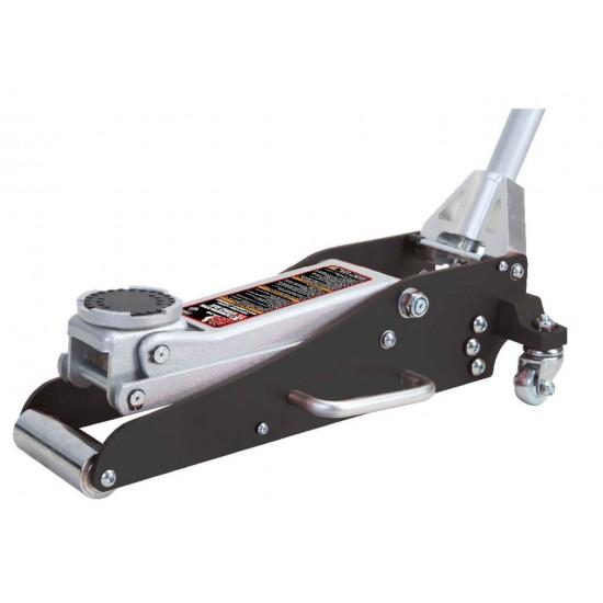 Hilka 1.5 Tonne Aluminium/Steel Trolley Jack