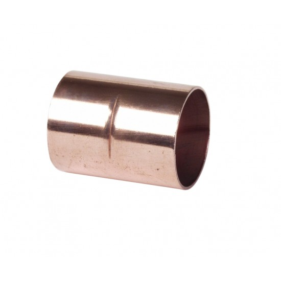 15mm Straight Coupler Pack Of 25