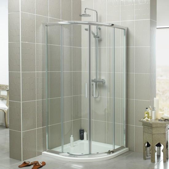 Kartell Koncept Quadrant Shower Enclosure (Multiple Sizes)
