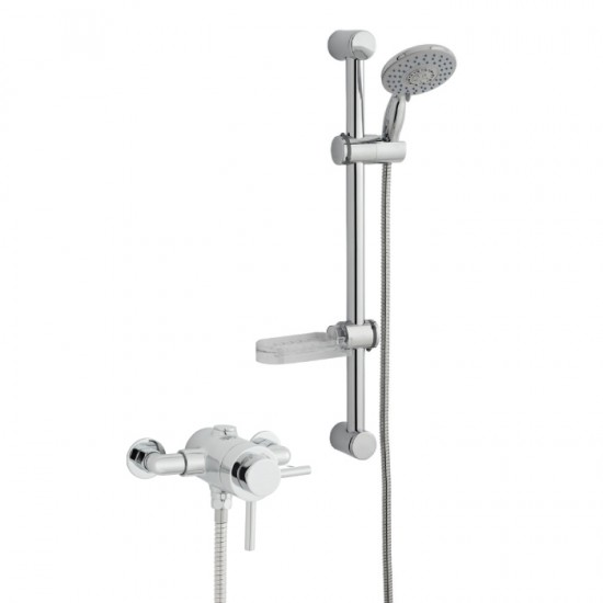 Kartell Plan Shower Kit Options 1-6