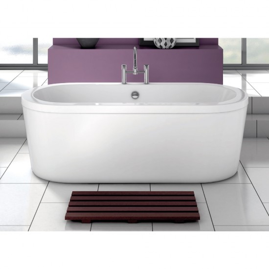 Vision Freestanding Bath 1700 x 760mm
