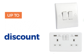 Browse our electrical switches and accessories.